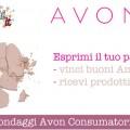 Avon ti ascolta: diventa tester e vinci buoni Amazon