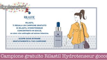 Campione gratuito Rilastil Hydrotenseur gocce
