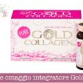 Campione omaggio integratore Gold Collagen