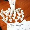 Campioni omaggio Dove Derma Spa