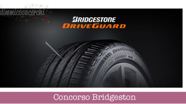 Concorso Bridgeston, vinci Apple iPad Mini e viaggio a Roma