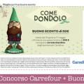 Concorso Carrefour: subito un buono sconto