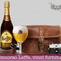 Concorso Leffe, vinci forniture e macchine fotografiche