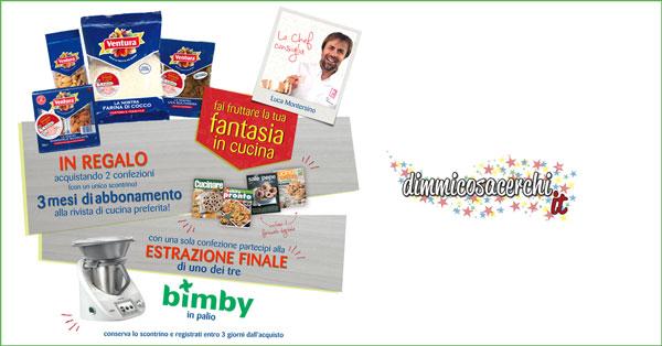 Concorso Madi Ventura, vinci Bimby e abbonamenti riviste