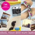 Concorso Scholl, vinci 200 euro lastminute.com