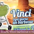 Concorso Zcare, vinci barbecue e viaggio USA