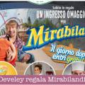 Develey regala Mirabilandia