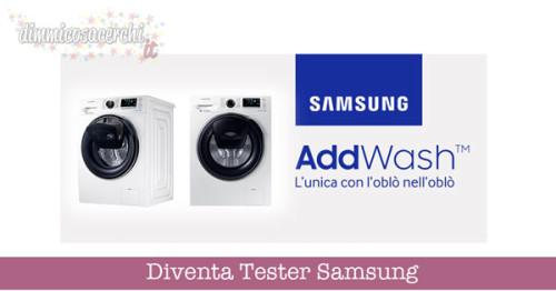 Diventa Tester Samsung