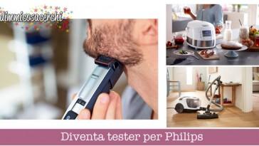 Diventa tester per Philips