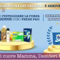Grazie di cuore Mamma, concorso Desideri Magazine