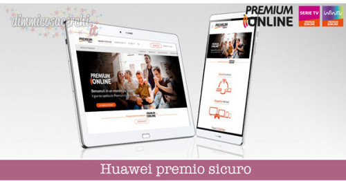 Huawei premio sicuro