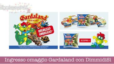 Ingresso omaggio Gardaland con DimmidiSì