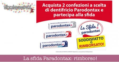 La sfida Paradontax