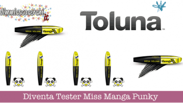 Mascara Miss Manga di L'Oreal: provalo gratis!