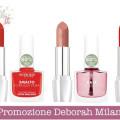 Promozione Deborah Milano