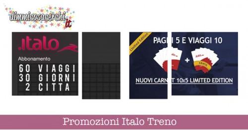 Promozioni Italo Treno