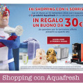 Shopping con Aquafresh