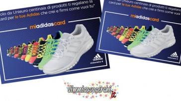 Unieuro ti regala le scarpe Adidas personalizzate