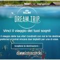 Vinci il viaggio dei tuoi sogni con Klm