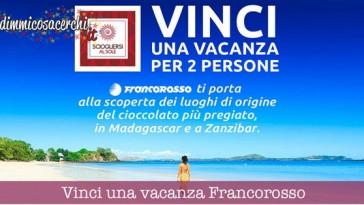Vinci una vacanza Francorosso