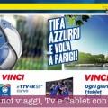 Vinci viaggi, Tv e Tablet con Pai