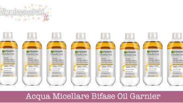 Acqua Micellare Bifase Oil Garnier