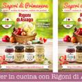 Blogger in cucina con Rigoni di Asiago