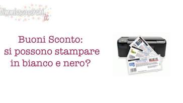 Buoni Sconto