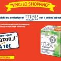 Buono Amazon omaggio con Mag Vitality