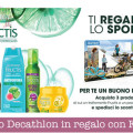 Buono Decathlon in regalo con Fructis