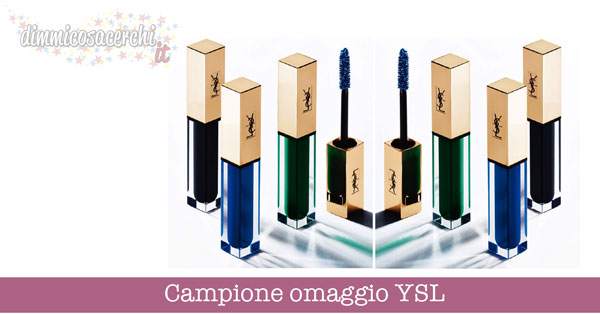 Campione omaggio Mascara Vinyl Couture