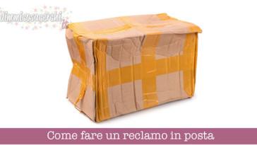 Come fare un reclamo in posta