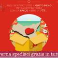Con Averna spedisci gratis in tutta Italia