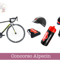 Concorso Alpecin, vinci bicicletta