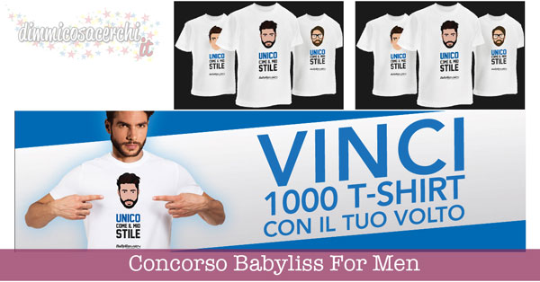 Concorso Babyliss For Men