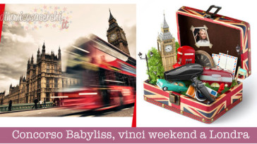 Concorso Babyliss, vinci weekend a Londra