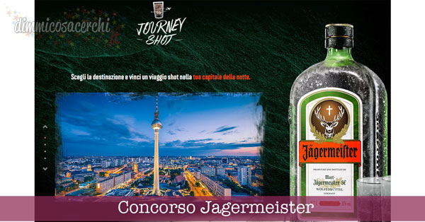 Concorso Jagermeister