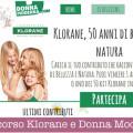 Concorso Klorane e Donna Moderna, vinci 1 anno di prodotti