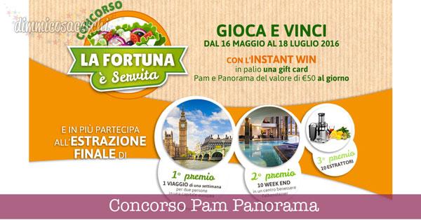 Concorso Pam Panorama