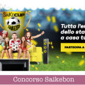 Concorso Saikebon, vinci divano, televisore e home theatre