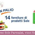 Concorso Sole Parmalat, vinci forniture e viaggi