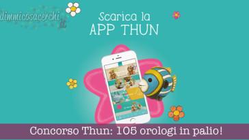 Concorso Thun
