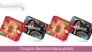 Coupon Sammontana gelati