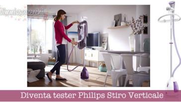 Diventa tester Philips Stiro Verticale