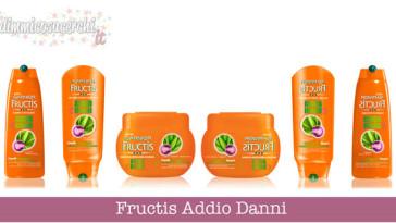 Fructis Addio Danni
