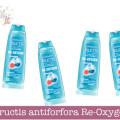 Fructis antiforfora Re-Oxygen