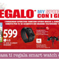 Grancasa ti regala smart watch e cuffie auricolari