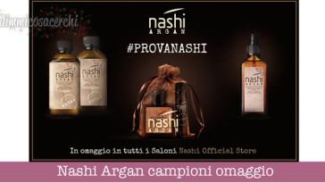 Nashi Argan campioni omaggio