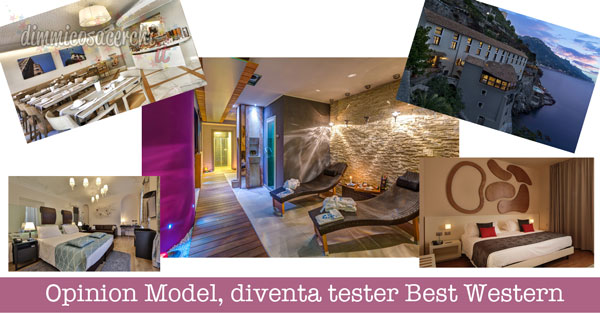 Opinion Model, diventa tester Best Western