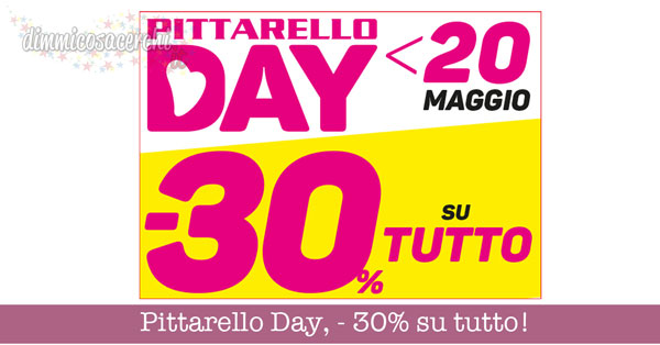 Pittarello Day
